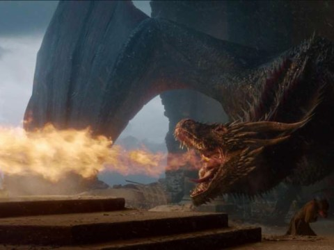 Game Of Thrones season 8 finale script explains why Drogon set fire to the Iron Throne