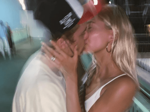 Hailey Baldwin and Justin Bieber are marriage goals as they share sweet kiss in Tokyo
