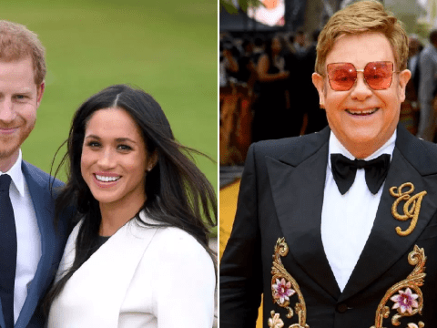 Elton John 'carbon offsetting' Meghan and Harry's flight is 'no solution', Greenpeace says