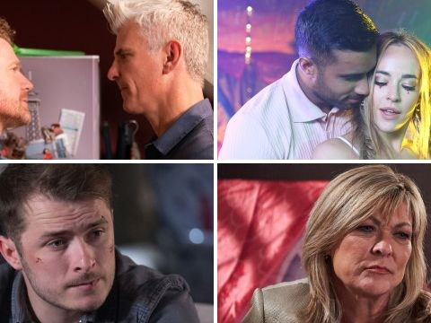 25 soap spoilers: Emmerdale death twist, EastEnders attacker arrest, Coronation Street slavery exposed, Hollyoaks return for Laurie