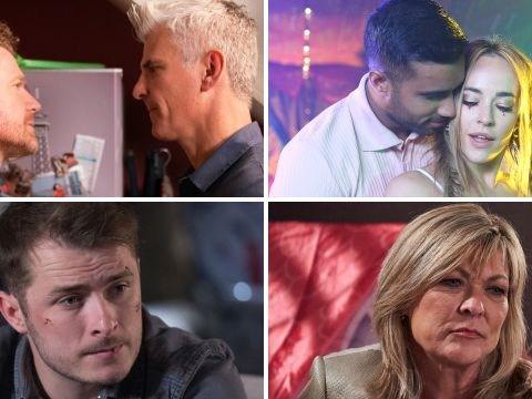 25 soap spoilers: Emmerdale death twist, EastEnders attacker arrest, Coronation Street slavery exposed, Hollyoaks return for Laurie
