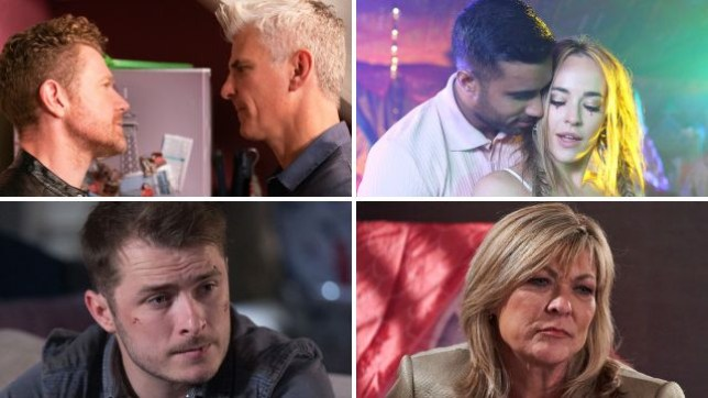 Soap spoilers for Coronation Street, Hollyoaks, EastEnders and Emmerdale