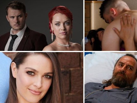 25 soap spoilers: EastEnders gun death, Coronation Street fire, Emmerdale sex shock, Hollyoaks devastation