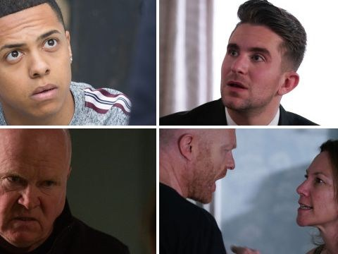 10 EastEnders spoilers: Phil's killer revenge, Hunter's prison escape and Max's fury