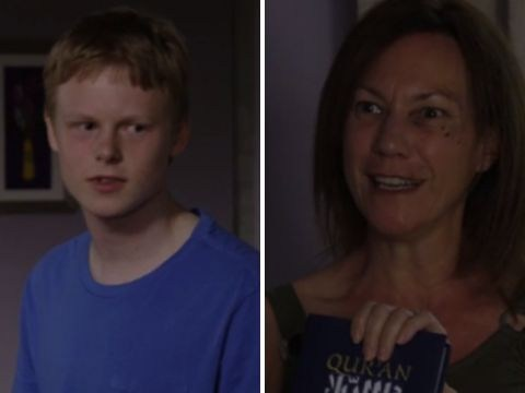 EastEnders spoilers: Bobby Beale lashes out as Rainie Branning 'outs' him as Muslim