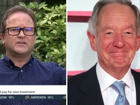 Michael Buerk obesity row defended by weight loss expert: 'No one is fat in a famine'