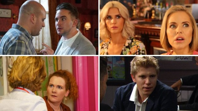 Soap spoilers revealed