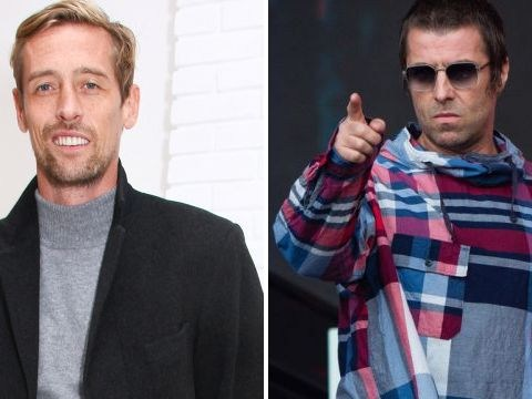 Liam Gallagher wasn't rejected by Peter Crouch after all – Serge from Kasabian was