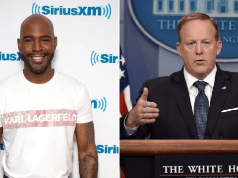 Dancing with the Stars' Karamo Brown thinks Sean Spicer is a 'good guy'