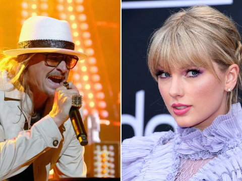 What has Kid Rock said about Taylor Swift in that 'sexist' tweet?