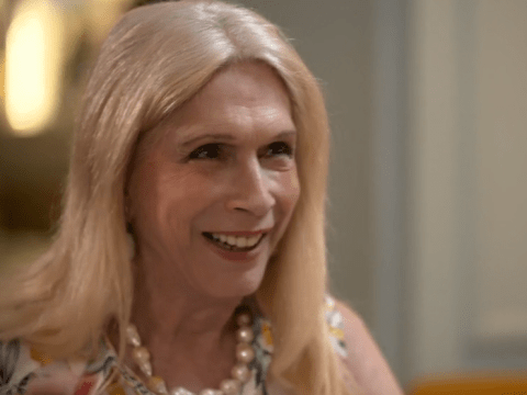 Lady Colin Campbell's ringtone is the highlight of Celebs Go Dating