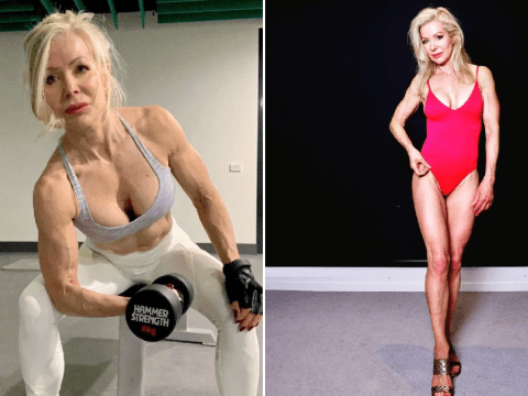 Super ripped 63-year-old grandma says her muscles help her land younger men