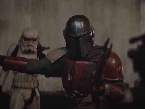 The Mandalorian trailer is here and our gritty sci-fi prayers have been answered