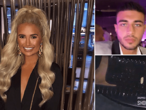 Love Island's Molly-Mae Hague shows up boyfriend Tommy Fury for dropping mac and cheese on his designer shoes