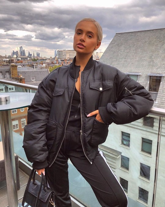 Love Island's Molly-Mae Hague in therapy after struggling to cope