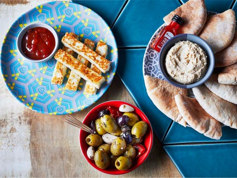 Nando's is giving out free chicken, halloumi, or houmous to A-level and GCSE students on results day