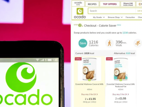 Ocado's 'calorie saver' tool criticised for triggering those with eating disorders