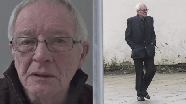 Paedophile, 79, raped girl twice and threatened to kill her if she told anyone