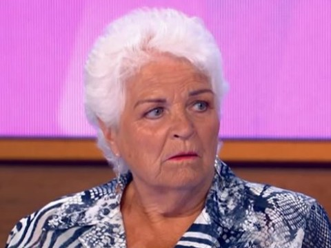 Pam St Clement reveals 'year from hell' forced her to postpone surgery after cutting leg open