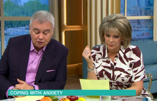This Morning's Ruth Langsford and Eamonn Holmes