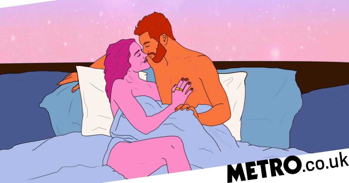 These are the top sex positions in the UK