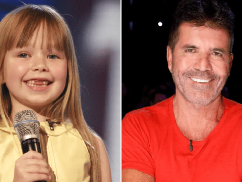 Simon Cowell credits Connie Talbot for Britain's Got Talent: The Champions as she returns with original song