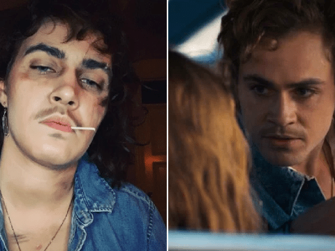 This person's transformation into Stranger Things character Billy Hargrove is insane