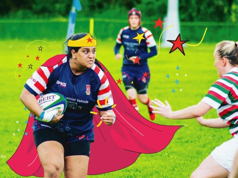 Strong Women: 'Lupus gives me severe fatigue and joint pain – rugby is an escape from all of it'