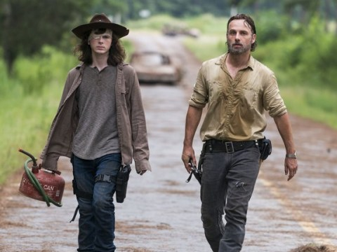 The Walking Dead's Chandler Riggs wants Carl to return in Rick Grimes movies