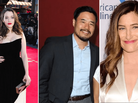 Kat Dennings, Randall Park and Kathryn Hahn cast in Marvel's WandaVision series on Disney+