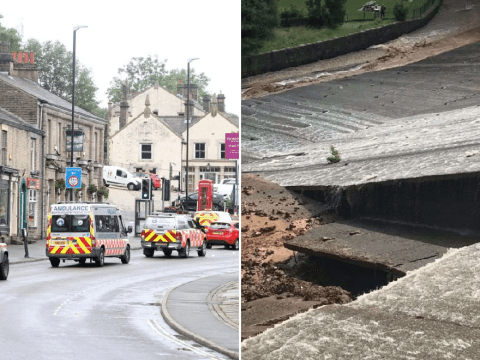 Strangers open their doors to Whaley Bridge evacuees after dam collapses