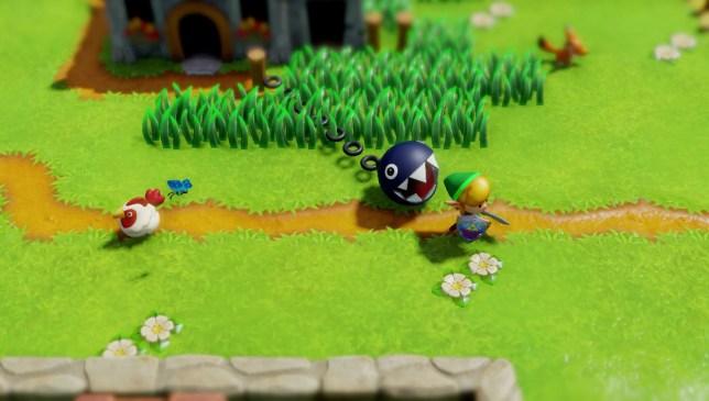 Zelda: Link's Awakening screenshot