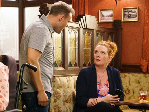 Coronation Street spoilers: Fiz Stape and Tyrone Dobbs lose their kids thanks to evil Jade Rowan