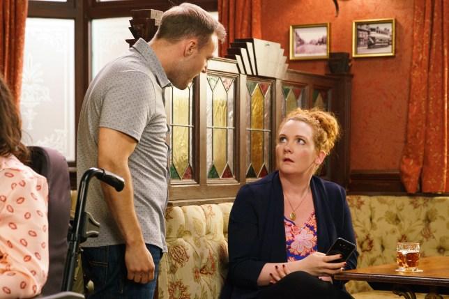 Coronation Street spoilers: Fiz Stape and Tyrone Dobbs lose their kids thanks to evil Jade Rowan