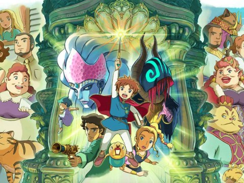 Ni No Kuni: Wrath Of The White Witch Remastered review – animated adventure