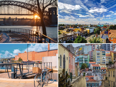 World's coolest neighbourhoods have been revealed and four of them are in the UK