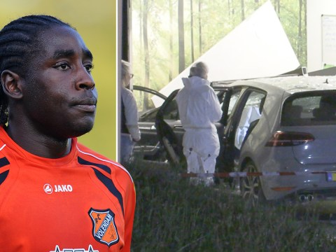 Footballer Kelvin Maynard shot dead in Amsterdam