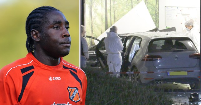 Kelvin Maynard was shot in his car in Amsterdam and later died of his injuries