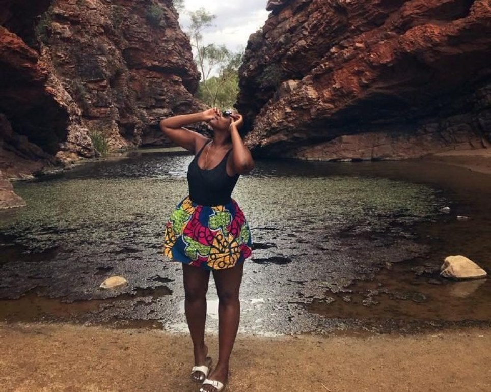 Woman's viral Twitter picture shows what it's like travelling while being a black woman