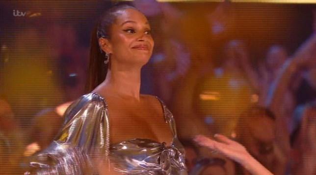 Alesha Dixon on Britain's Got Talent: The Champions