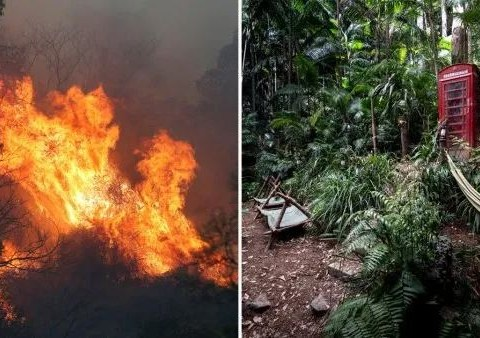 I'm A Celebrity 2019 won't be moving despite forest fires continuing to soar by camp just two months before launch