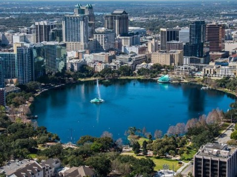 Here are seven reasons why you're going to want to visit Orlando this winter
