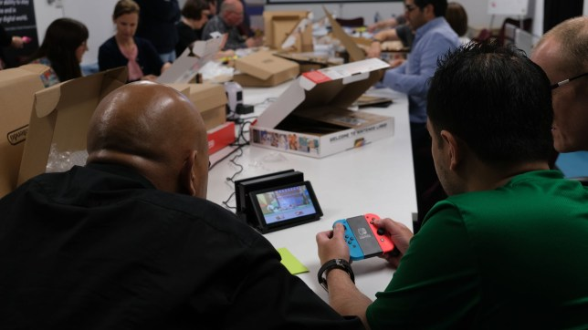 Nintendo UK to offer play-based learning and Smash Bros. tournaments in schools