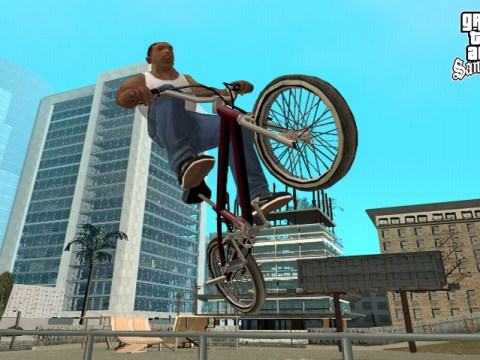 Get GTA: San Andreas for free on PC if you download the new Rockstar Games Launcher