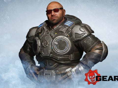 Dave Bautista from Guardians Of The Galaxy to be a playable character in Gears 5