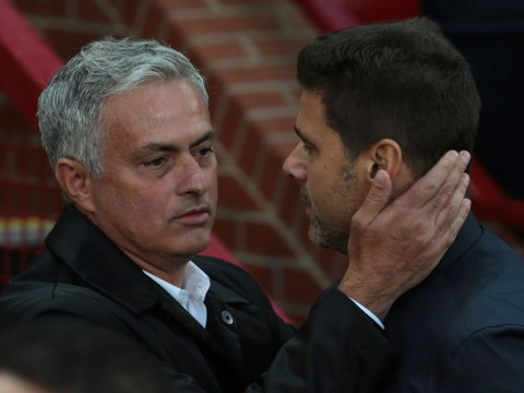 Jose Mourinho reveals his concerns about Tottenham ahead of Arsenal clash