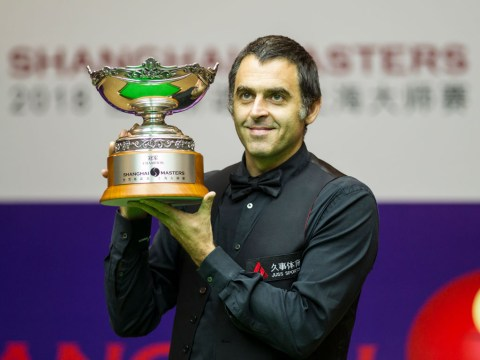 Shanghai Masters Snooker 2019 draw, schedule, TV channel, live stream, prize money and odds