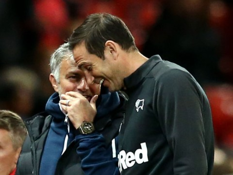 Jose Mourinho offers key advice to Chelsea manager Frank Lampard