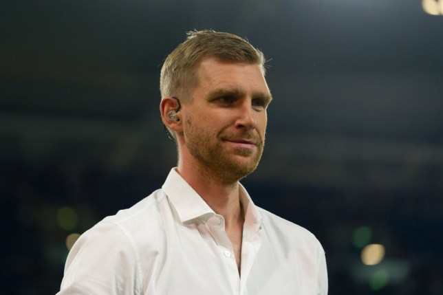 Per Mertesacker was surprised by the lack of reaction to such a thrashing