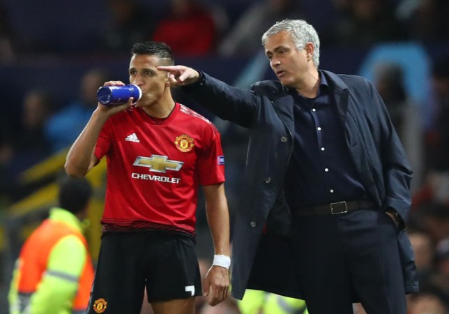 Alexis Sanchez failed to live up to expectations after joining Man Utd from Arsenal